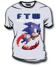 SONIC - For The Win [Grey] - T-Shirt (M, XL, 2XL)